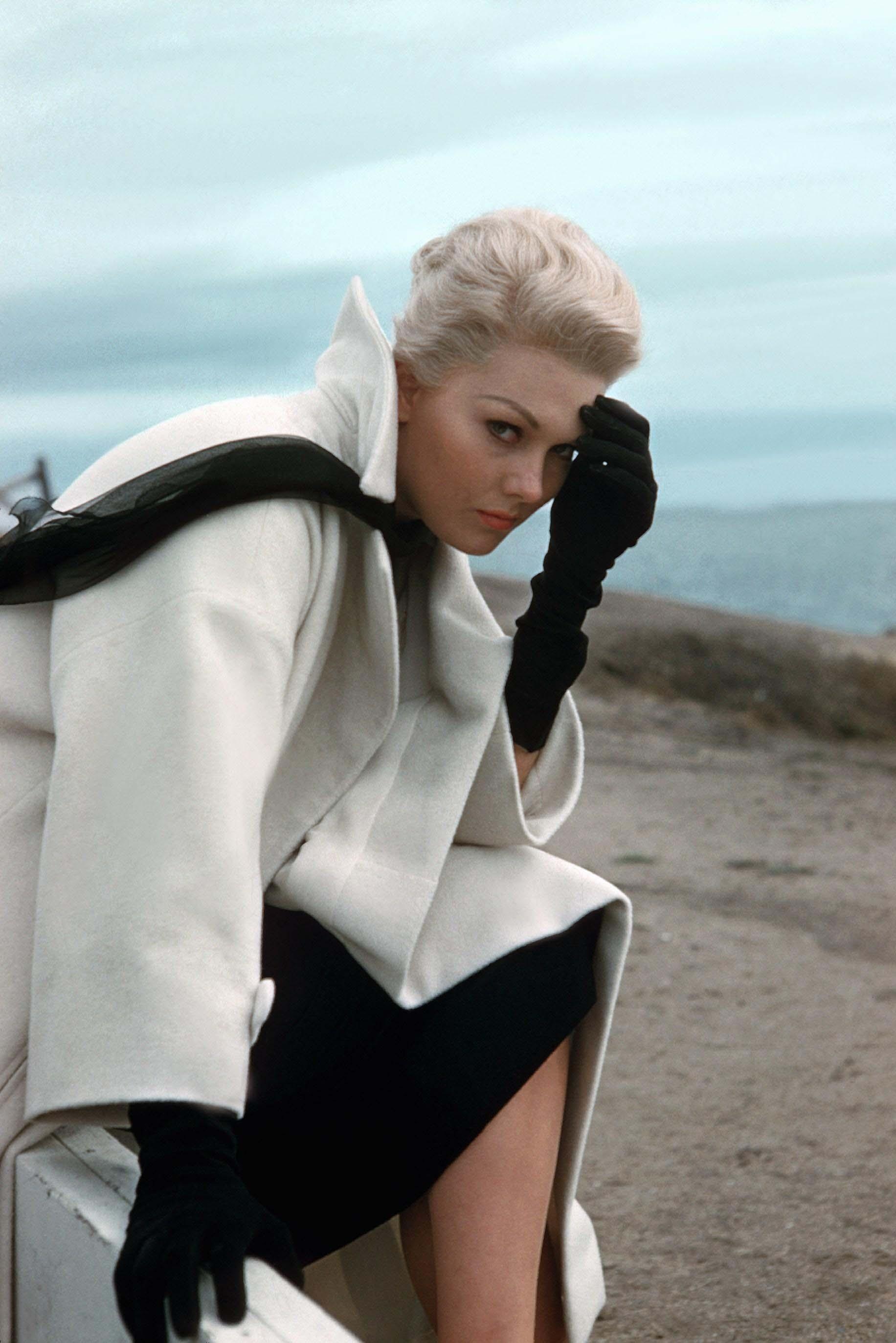 Edith Head- Kim Novak Style in Vertigo : Berentzannacmpu0026#39;s Blog
